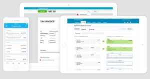 xero online accounting screenshots