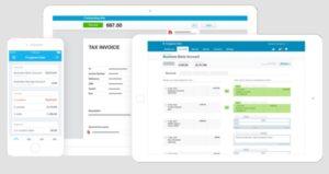 xero online accounting screenshots